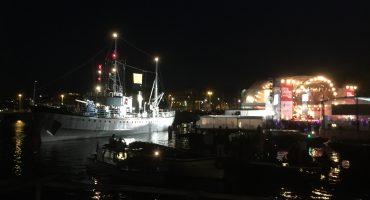 Uitmarkt 2018 in Oosterdok Museumhaven Amsterdam