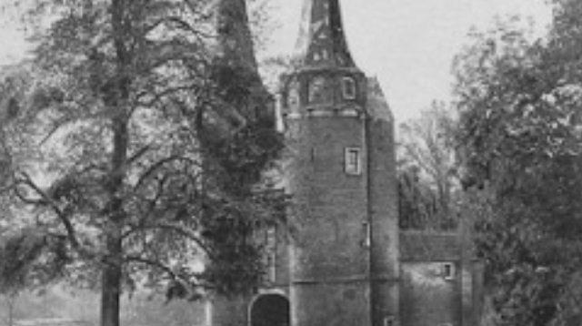 Flesschen Fabriek Delft
